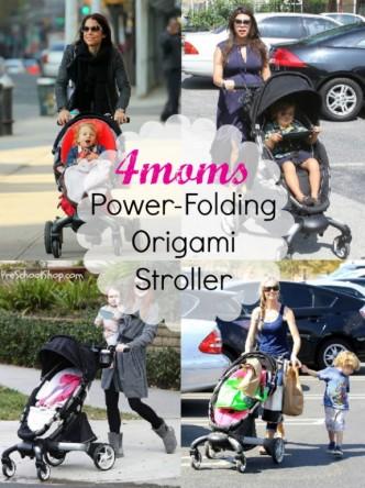 4moms Origami Baby Stroller