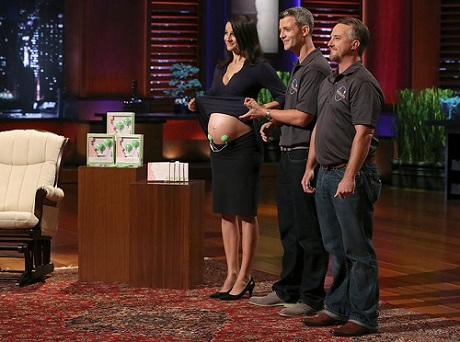 bellybuds - Baby Bump Sound System featured on ABC's Shark Tank