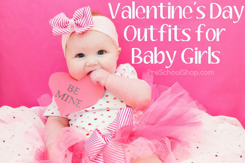 Adorable Valentine S Day Outfits For Baby Girls